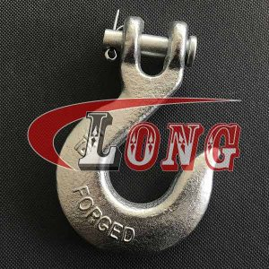 High Test Clevis Slip Hook