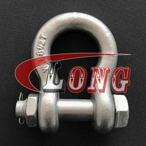 Bolt Type Anchor Shackle G-2130 U.S. Type China manufacturer