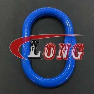 Master Link-Grade 100,oblong master link,masterlink,alloy master link,G100,enlarged,weldless,large inside length,