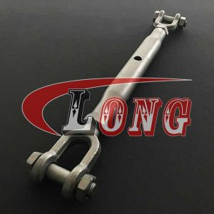Closed Body Turnbuckle Jaw&Jaw Rigging Screw - China LG™