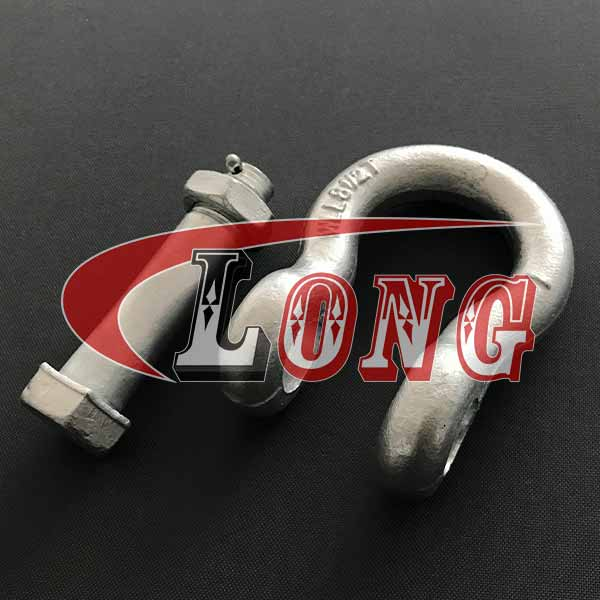 bolt-type-anchor-shackle-g2130-bolt-type-safety-anchor-shackle-china-lg-supply