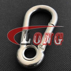 Snap Hook with Eyelet