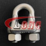 Drop Forged Wire Rope Clips G450 to US.Fed.Spec.