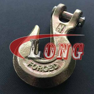 Alloy Steel Clevis Grab Hook Grade 70 China manufacturer