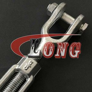 Galvanized Turnbuckle Jaw & Eye US Type China manufacturer