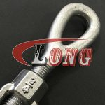 Galvanized Turnbuckle Jaw&Eye US Type,aka jaw-eye turnbuckle,conform to US Fed Spec,made of carbon steel,been drop forged and Zinc plated/HDG,China supplier