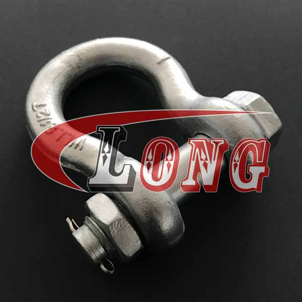 galvanized-safety-pin-bow-shackle-g2130-china