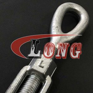 Galvanized Turnbuckle Eye&Eye US Fed Spec.aka eye-eye turnbuckle,conform to US type,made of superior carbon steel,been drop forged,China manufacturer