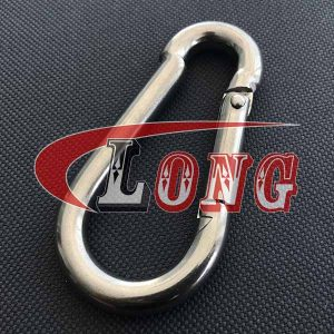 DIN5299 Stainless Steel Snap Hook