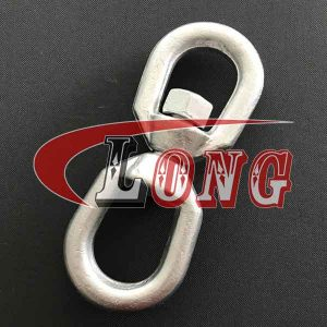 Regular Swivel G-402 Galvanized Eye & Eye China manufacturer