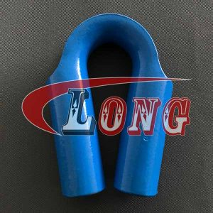 Wire Rope Tubular Thimble Galvanized SCMG Type-China LG™