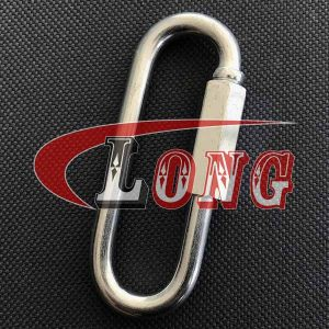 Stainless Steel Long Quick Link
