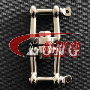 Jaw & Jaw Swivel Stainless Steel