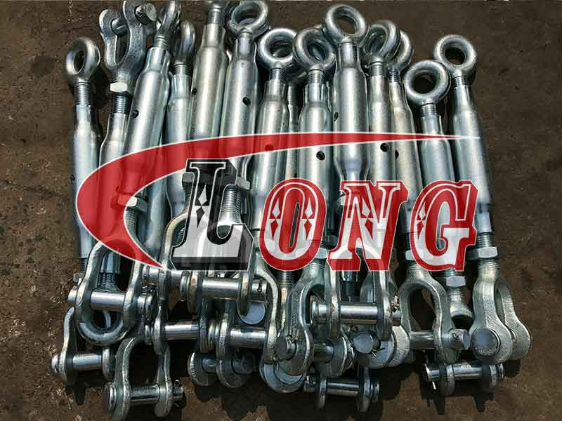 DIN 1478 Closed Body Turnbuckle Jaw&Eye China manufacturer