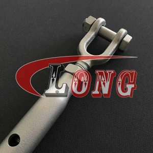 DIN 1478 closed body turnbuckle jaw&eye,aka pipe body turnbuckle DIN1478 jaw&eye,DIN1478 turnbuckle has been Electric galvanized/HDG,China manufacturer