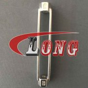 Turnbuckle Body Stainless Steel US Type aisi304/316 China manufacturer supplier