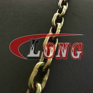G70 Transport Chain Zinc Finish
