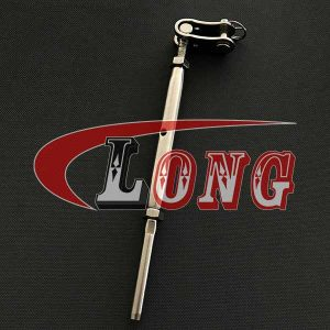 Stainless Steel Closed Body Turnbuckle Toggle&Swage aisi316 China manufacturer supplier
