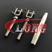 Stainless Steel Bottle Screw Jaw&Jaw aisi 316 China manufacturer supplier