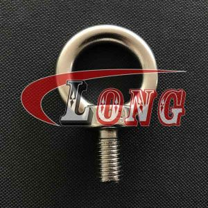 Stainless Steel Eye Bolt JIS 1168