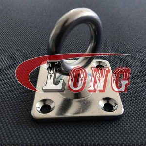 Stainless Steel Swivel Eye Plate