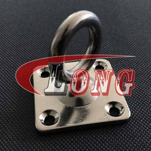Stainless Steel Swivel Pad Eye