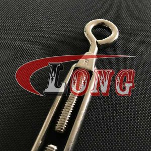 Stainless Steel Korean Type Turnbuckle Eye&Eye aisi304/aisi316 China manufacturer supplier