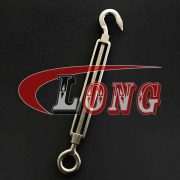Stainless Steel Turnbuckle Eye & Hook