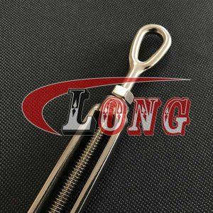 Stainless Steel Eye and Eye Turnbuckle US Type aisi304/aisi316 China manufacturer supplier