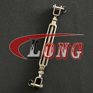 Stainless Steel Turnbuckle Jaw and Jaw
