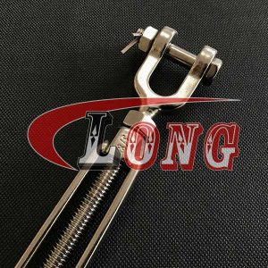 Stainless Steel Turnbuckle Jaw & Jaw, US Spec.-China supplier manufacturer