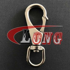 Swivel Eye Boat Snap Hook Stainless Steel-China LG Supply