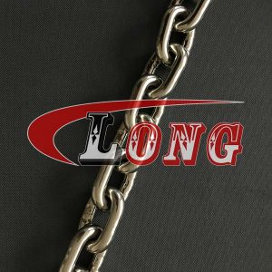 DIN5685 A Short Link Chain Stainless Steel China manufacturer