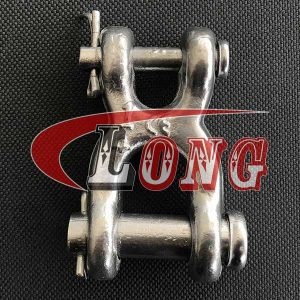 Forged Double Clevis Link