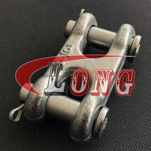 Twin Clevis Link double clevis link China manufacturer
