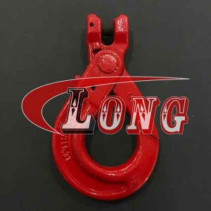 G80 Clevis Self-Locking Hook(Improved) China manufacturer