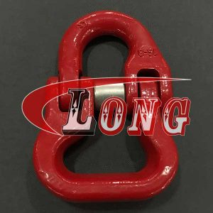 G80 Webbing Connecting Link Web Sling Connector China manufacturer