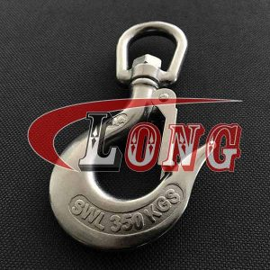Stainless Steel Heavy Duty Swivel Eye Hook