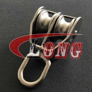 Swivel Eye Rope Pulley