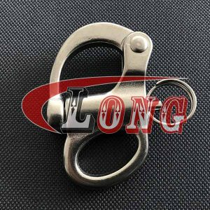 Stainless Steel Fixed Bail Snap Shackle