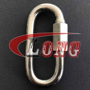 Grade 316 Stainless Steel Quick Link