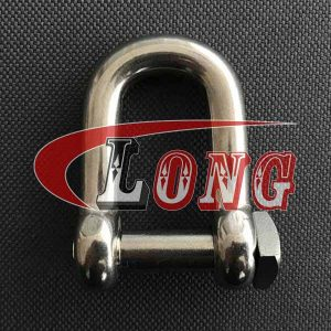d shackle,square head pin,chain shackles,lifting shackles,trawl shackle,dee shackle,shackles,stainless steel shackle,rigging shackles,screw pin shackle