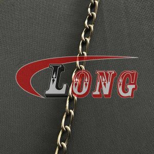 Grade: 304 Stainless Steel. Twist Link Chain