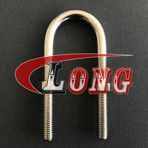 Stainless Steel U Bolt MPWN Type with Nut China manufacturer