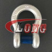 Bow Shackle Sunken Head China manufacturer