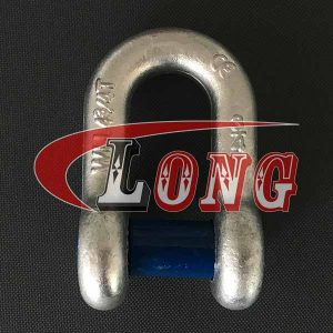 Dee Shackle Sunken Head China manufacturer