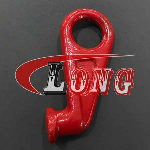 G80 Container Hook Left Type China manufacturer