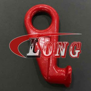 G80 Container Hook Straight Type China manufacturer