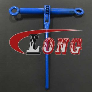 G100 Ratchet Load Binder with Eye Bolts