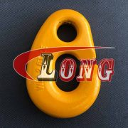 Alloy Forged G Hook Egg Shaped Fishing & Trawling Gear